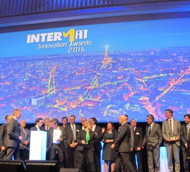 INTERMAT Innovation Awards 2015